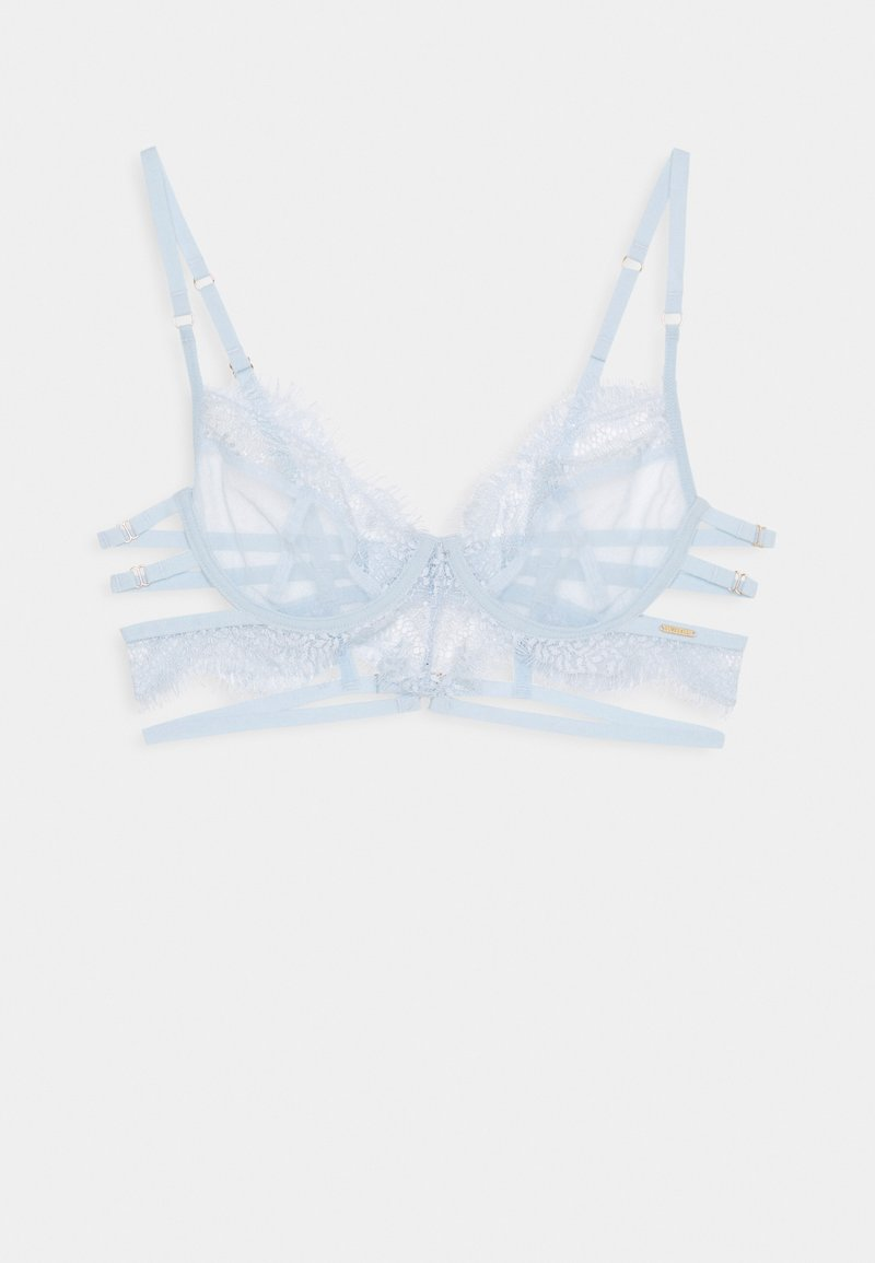 Bluebella - ALEXANDRA BRA - Kaarituelliset rintaliivit - pale blue