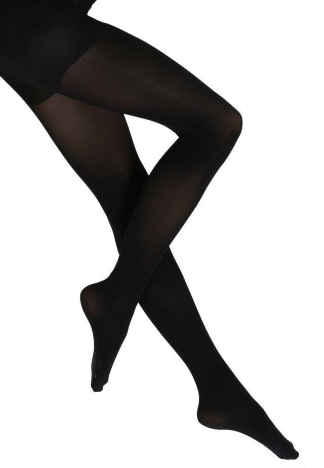 PCSHAPER - Collants - black