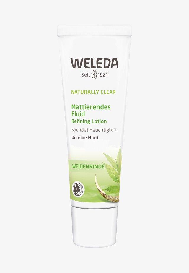 NATURALLY CLEAR MATTIERENDES FLUID - Face cream - -