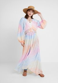 Free People - SUMMER OF LOVE KIMONO - Summer jacket - multi - 1