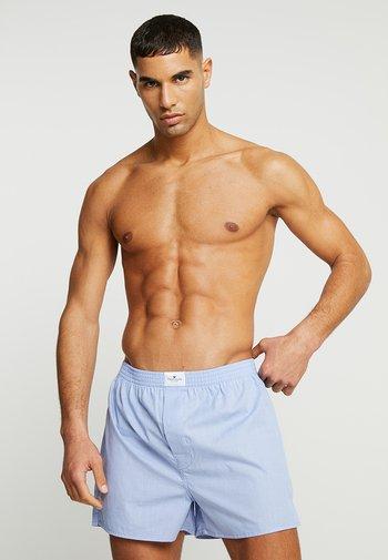 WESTSIDE 2 PACK - Boxer shorts - hellblau