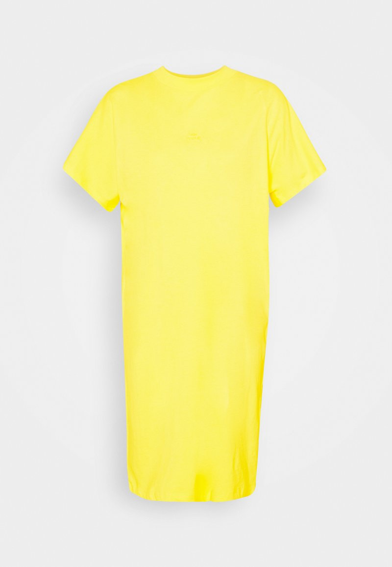 Won Hundred - BROOKLYN DRESS - Žerzejové šaty - yellow iris