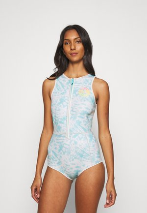 SOL SISTA SHORTY - Swimsuit - island blue neo