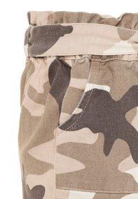 River Island - Denim shorts - khaki - 2