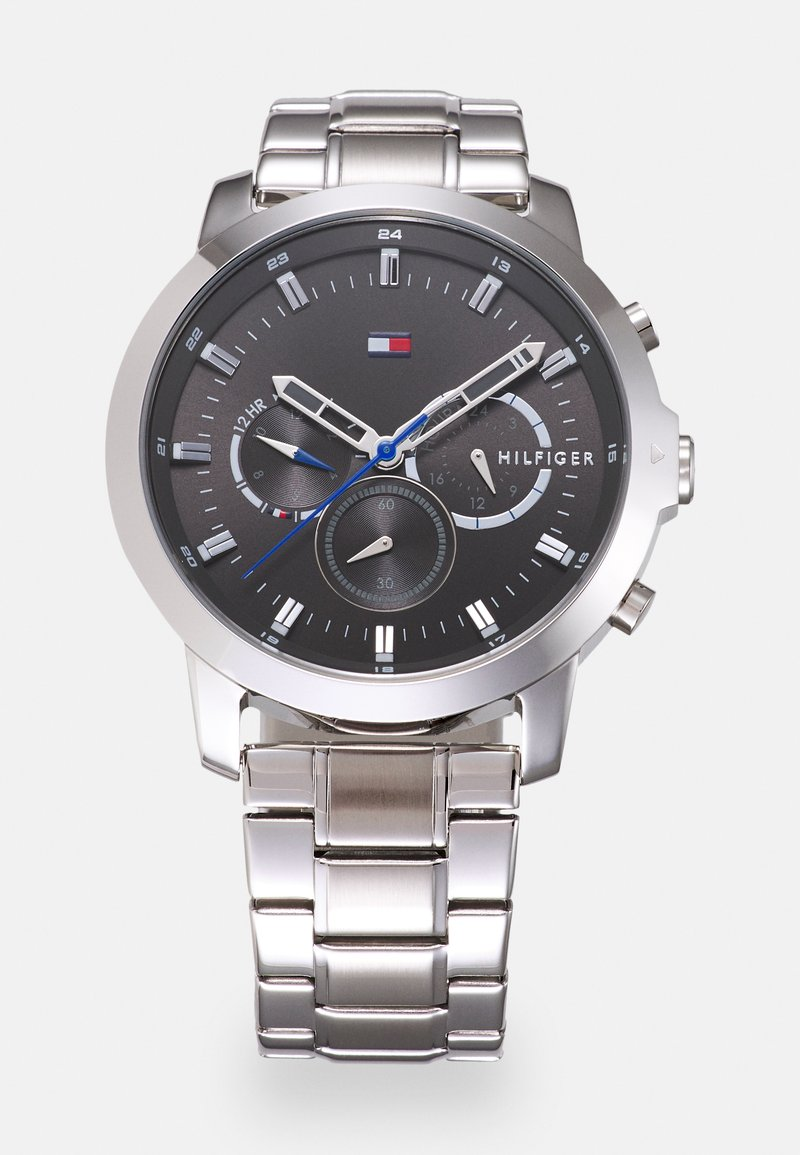 Tommy Hilfiger - JAMESON - Watch - silver-coloured