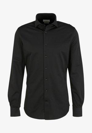 JAPANESE KNITTED - Shirt - black