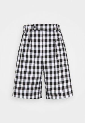 MCDONALDS  - Shorts - black/white