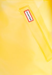 Hunter ORIGINAL - WOMENS ORIGINAL SMOCK - Impermeable - yellow