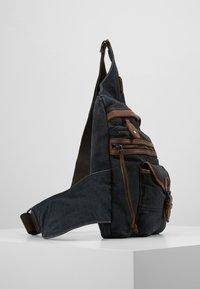 Belstaff - HOLDSTER BAG - Sac bandoulière - true black - 3