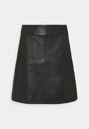 AKAY SKIRT - A-line skirt - black