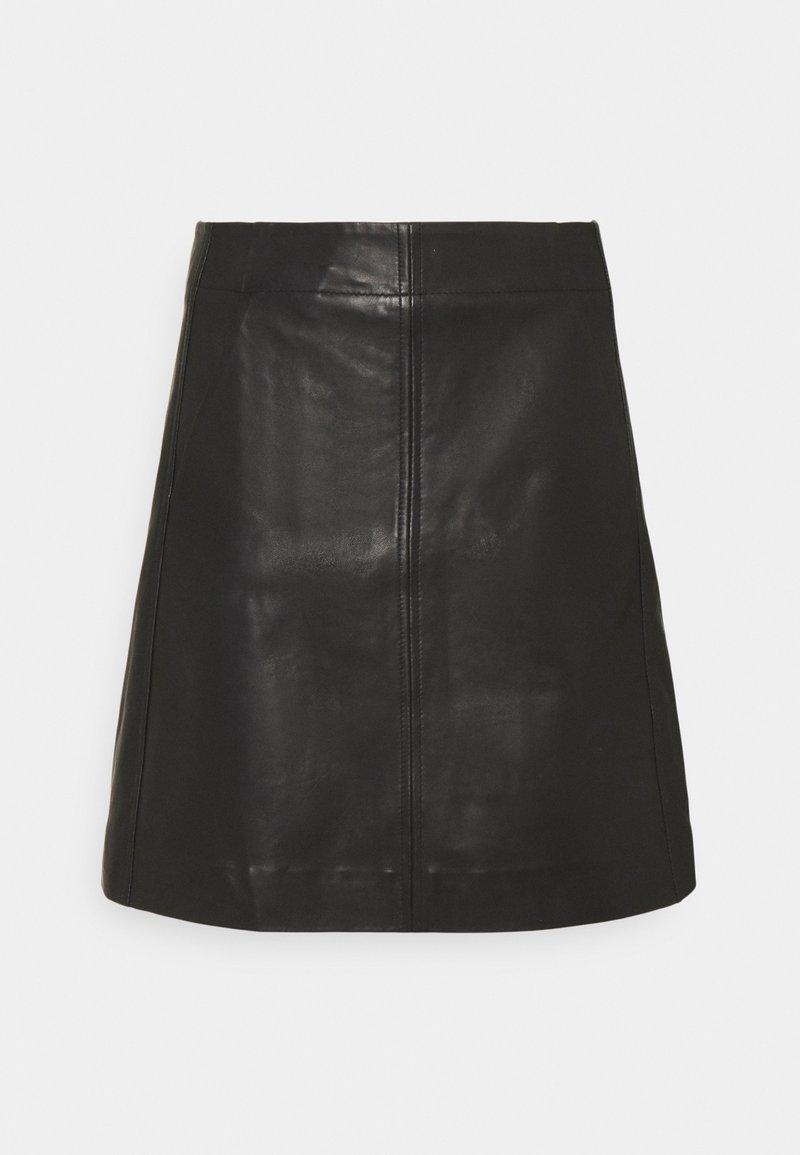 InWear - AKAY SKIRT - A-line skirt - black
