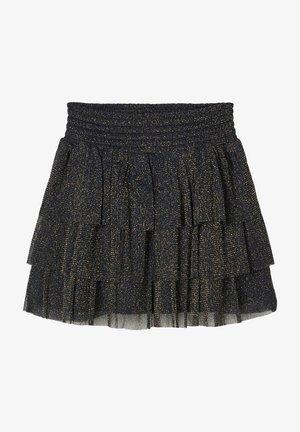 Mini skirt - dark sapphire