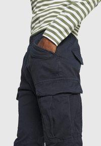 INDICODE JEANS - VILLANUVA - Cargo trousers - navy - 4