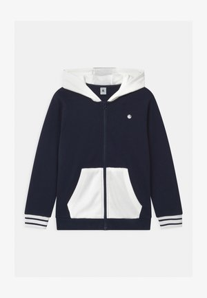 LOAN - Zip-up hoodie - smoking/marshmallow