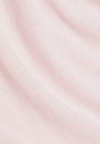edc by Esprit - CORE ROUND NECK CARDIGAN - Cardigan - light pink - 8