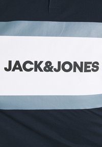 Jack & Jones - JJSHAKE  - Polo shirt - navy blazer - 2