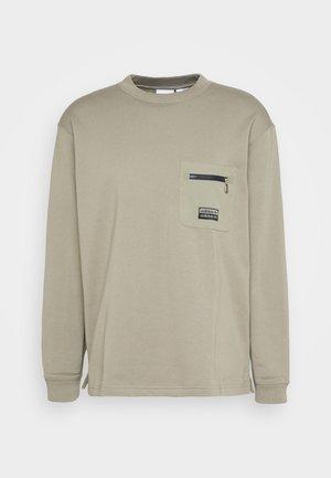Sweatshirt - clay