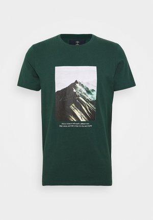 DANNY TEE - T-shirt med print - ponderosa pint