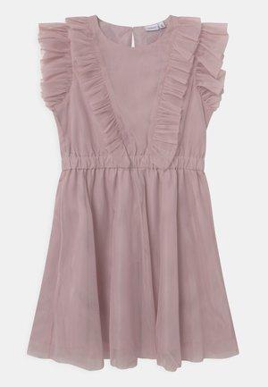 NKFOYA DRESS - Cocktail dress / Party dress - violet ice