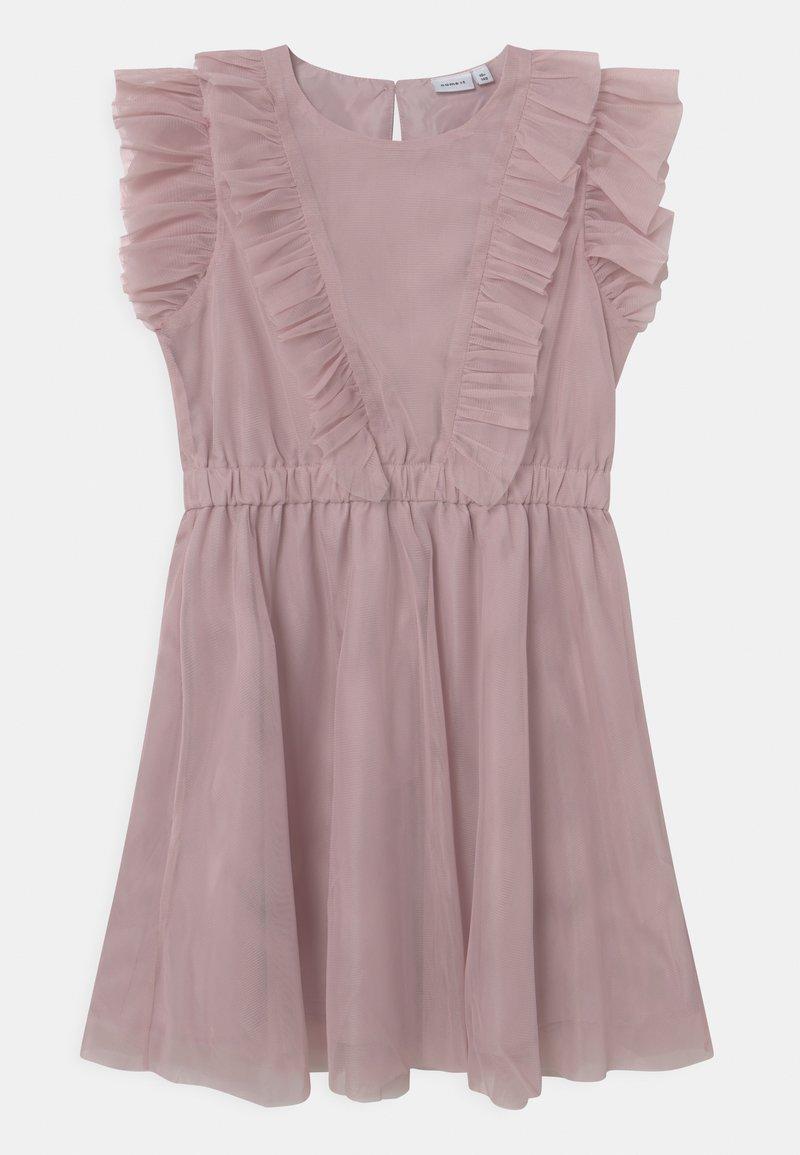 Name it - NKFOYA DRESS - Cocktail dress / Party dress - violet ice