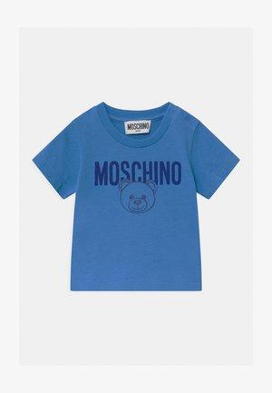 UNISEX - Print T-shirt - strong blue