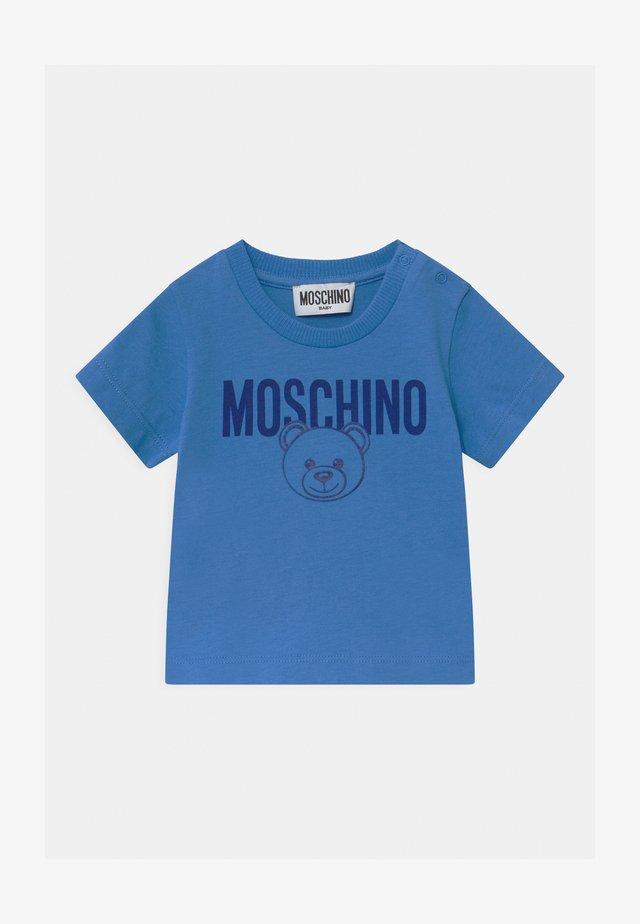 UNISEX - T-shirt imprimé - strong blue