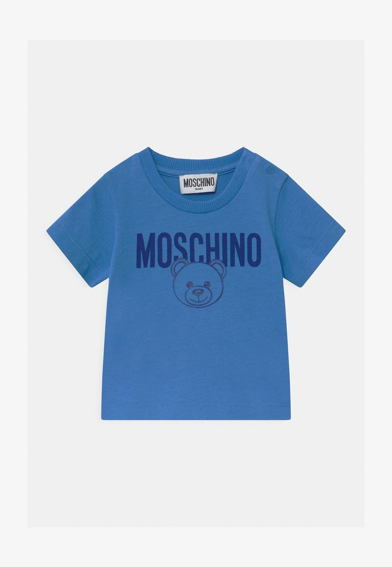 MOSCHINO - UNISEX - Print T-shirt - strong blue