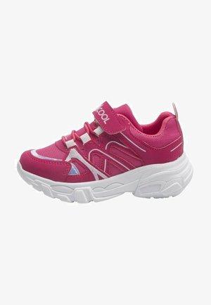 Sneakers - fuschia