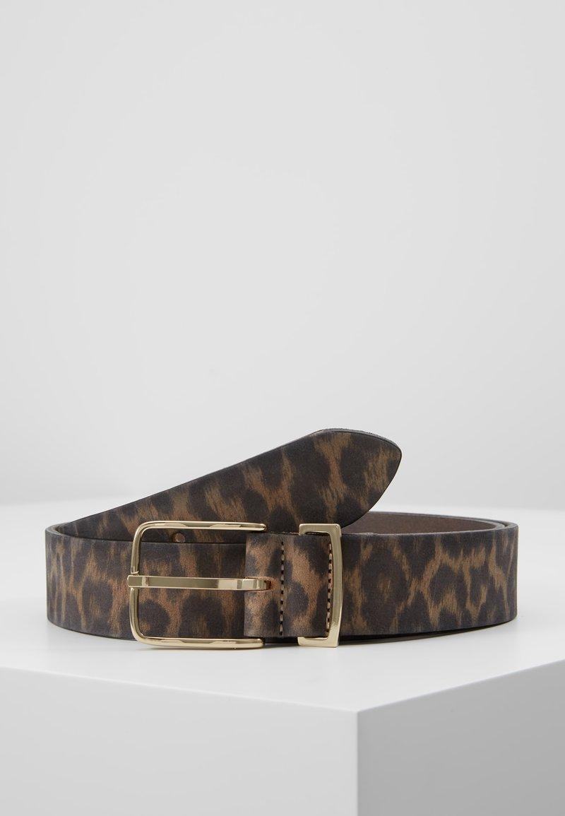 Vanzetti - Waist belt - braun