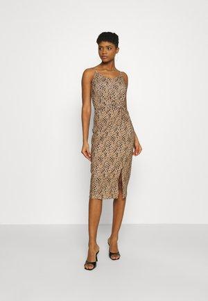 MAXINE DRESS - Day dress - beige