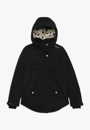 JUPITERA GIRLS SNOWJACKET - Laskettelutakki - black