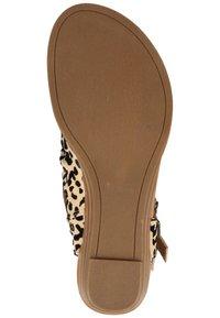 Blowfish Malibu - Ankle cuff sandals - brown - 4