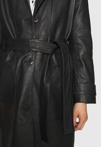 Deadwood - TERRA COAT - Trenchcoat - black - 7