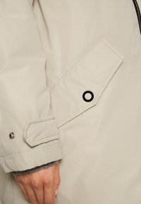 Scotch & Soda - OVERSIZED LONGER LENGTH JACKET - Parka - icy white - 4