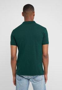 Polo Ralph Lauren - SLIM FIT MODEL  - Polo - college green - 2