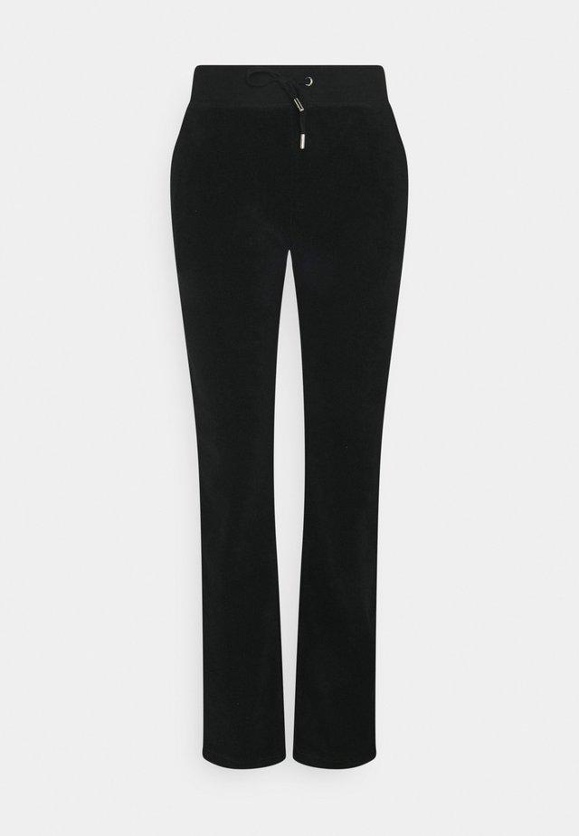 DEL RAY  - Pantaloni sportivi - black
