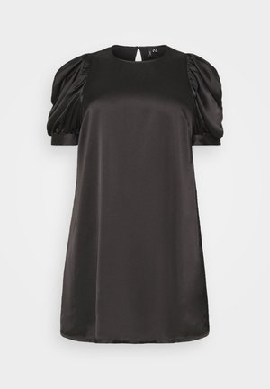 VMFRIDA SHORT DRESS - Day dress - black