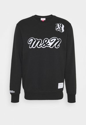 OWN BRAND STUDY HALL CREW - Sweatshirt - black