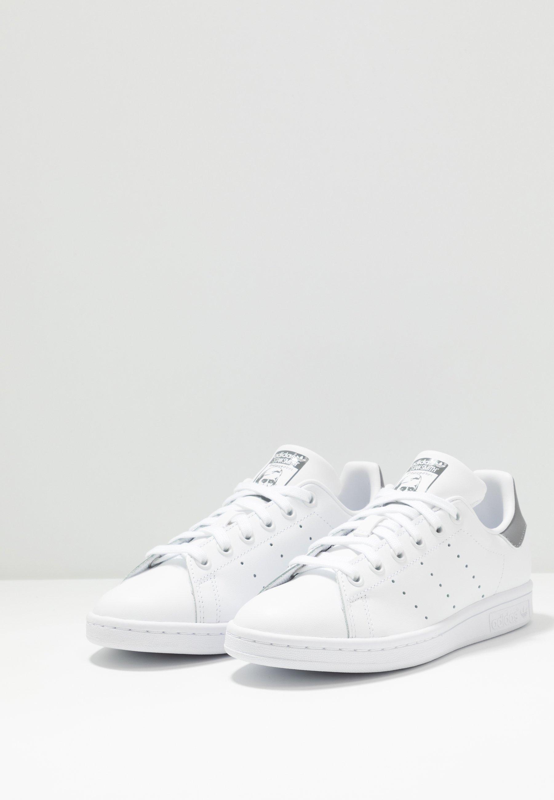 Geringster Preis adidas Originals STAN SMITH - Sneaker low - footwear white/grey three | Damenbekleidung 2020