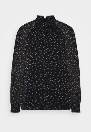 BETTY - Blouse - black/yellow