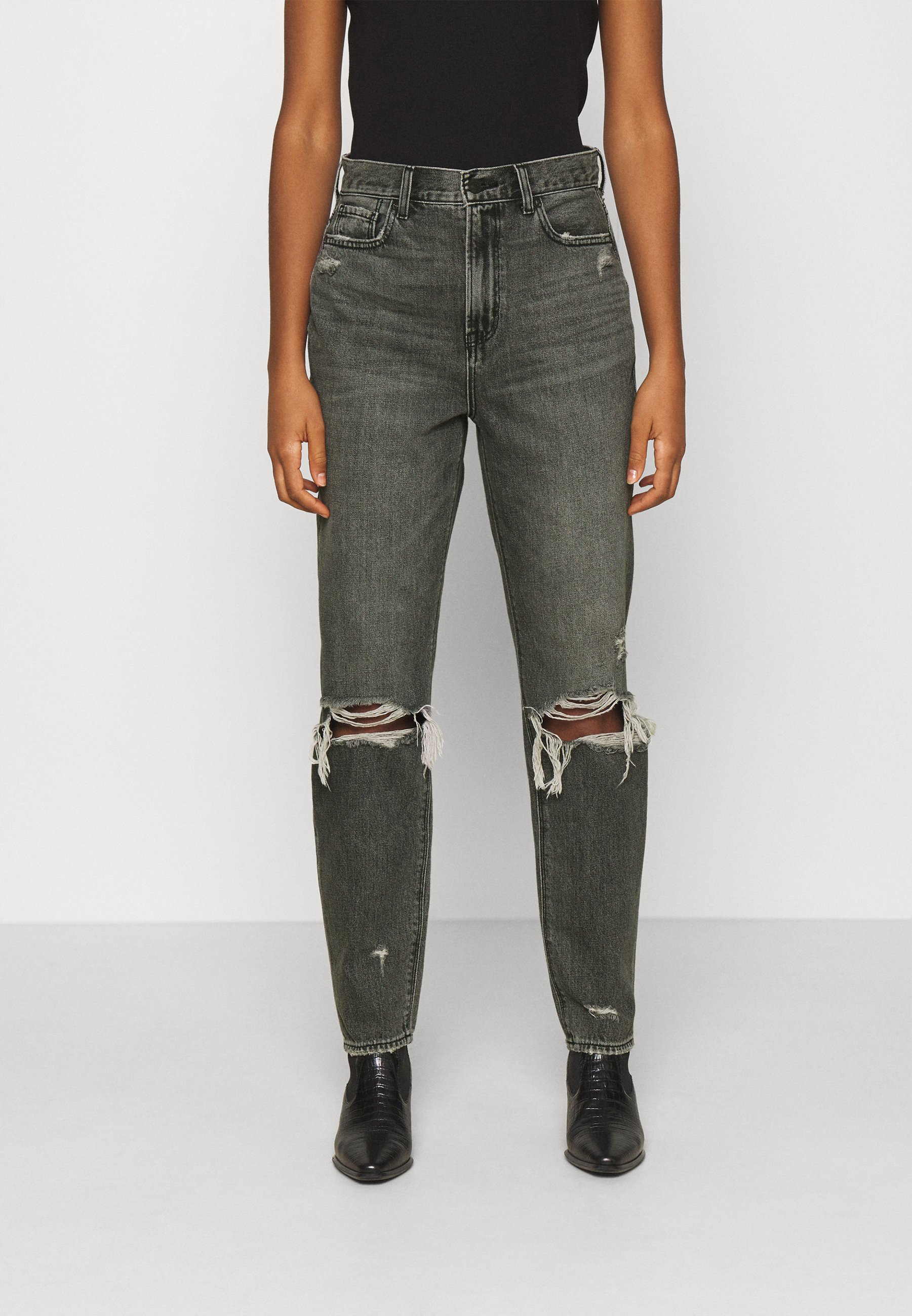 Women HIGHEST RISE MOM - Slim fit jeans