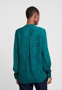 Desigual - AZALEA - Bluser - dynastic green - 2