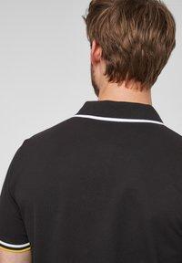 s.Oliver - Polo shirt - black - 4