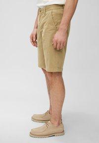 Marc O'Polo - RESO - Shorts - chestnut chocolate - 3