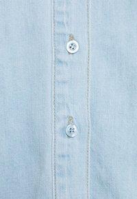 EDITED - SIENA DRESS - Denim dress - light blue - 2