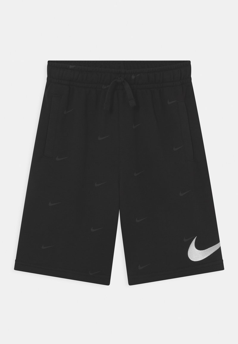 Nike Sportswear - Shorts - black/white
