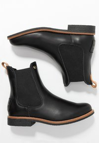 Panama Jack - GILLIAN IGLOO TRAVELLING - Classic ankle boots - black - 3