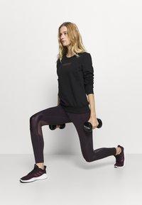 adidas Performance - CREW - Sweatshirt - black - 1