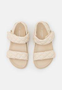 Monki - Sandaler - beige/dusty light - 5