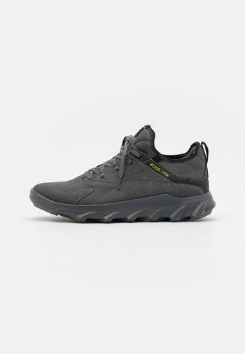 Sneakers laag - titanium